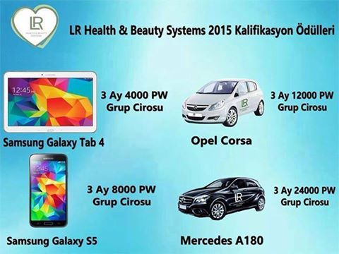 LR 2015 Tablet Cep Telefonu Opel Corsa Odulleri