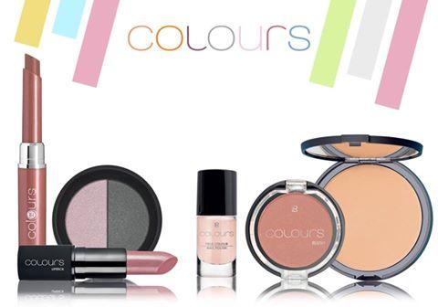 LR Colours Gunluk Makyaj Serisi