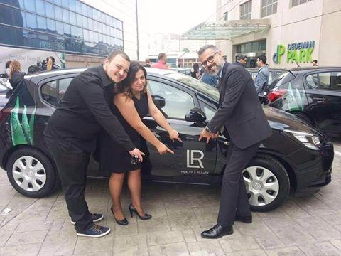 LR Opel Corsa Kazanan Sponsorum