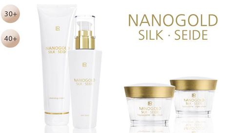 lr nanogold gunese karsi anti aging serisi