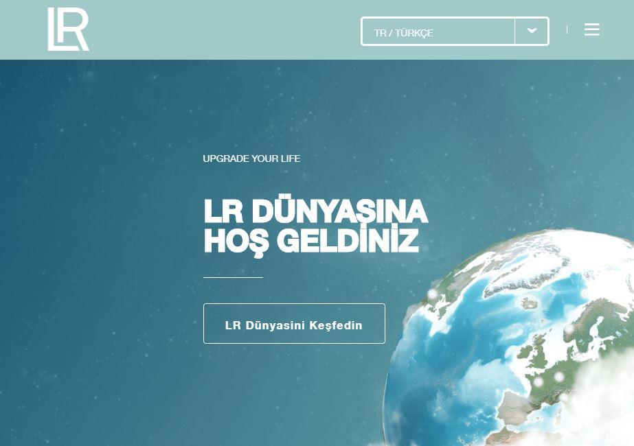 lr turkiye resmi web sitesi