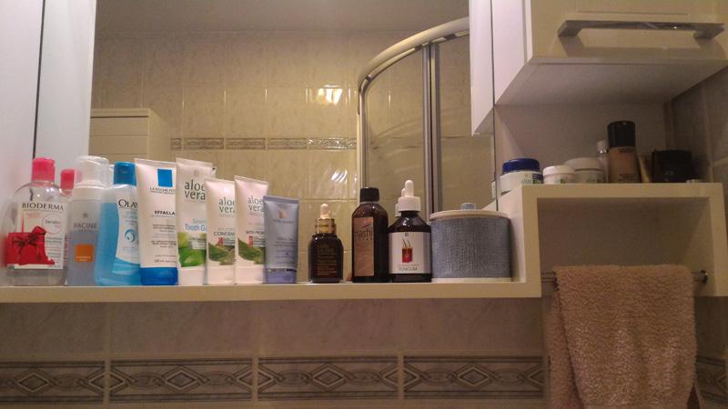 Banyodaki LR urunleri