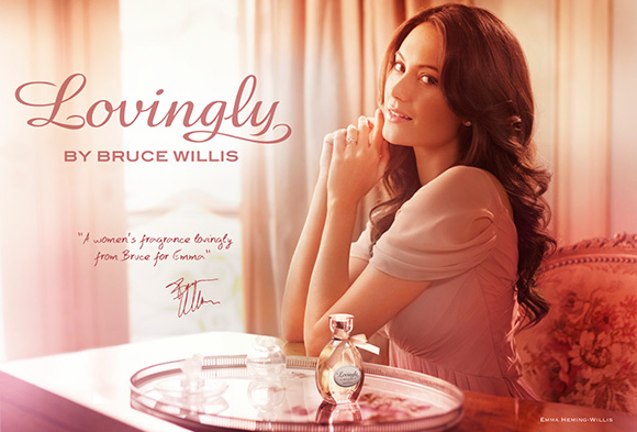 Lovingly by Bruce Willis Parfum