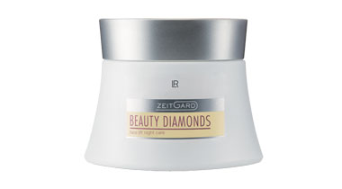 Zeitgard Beauty Diamonds Gece Kremi