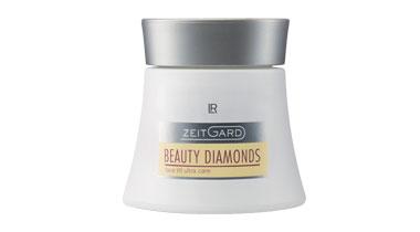 Zeitgard Beauty Diamonds Zengin Icerikli Yogun Krem