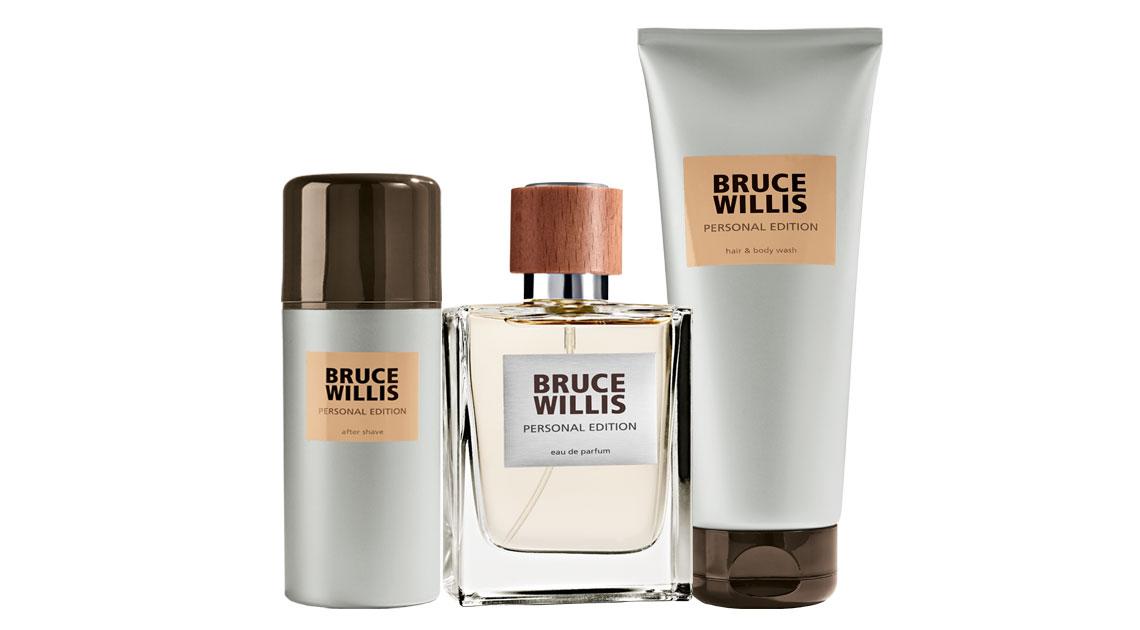 Bruce Willis Personal Edition Parfum Seti