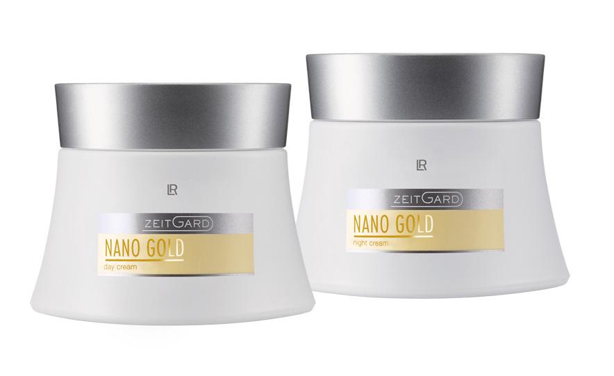 Zeitgard Nanogold Set