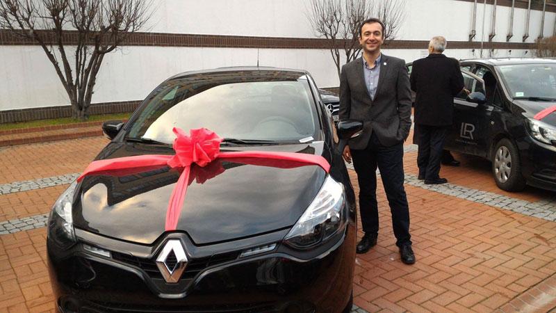 LR Renault Clio