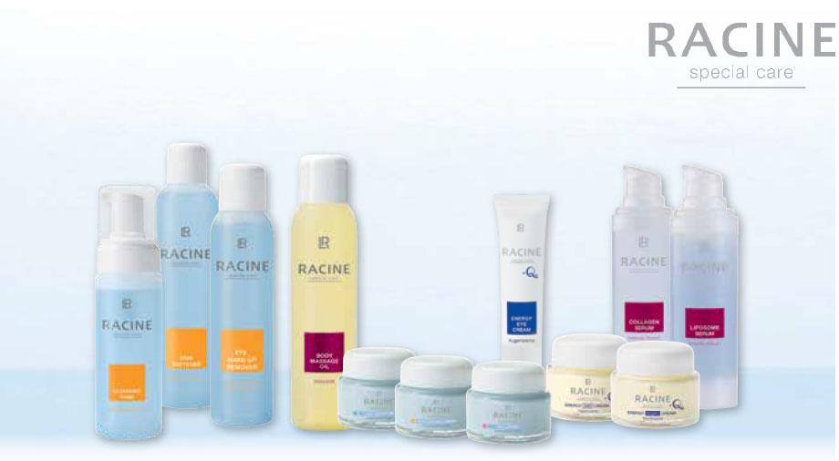 LR Racine Special Care Ürünleri