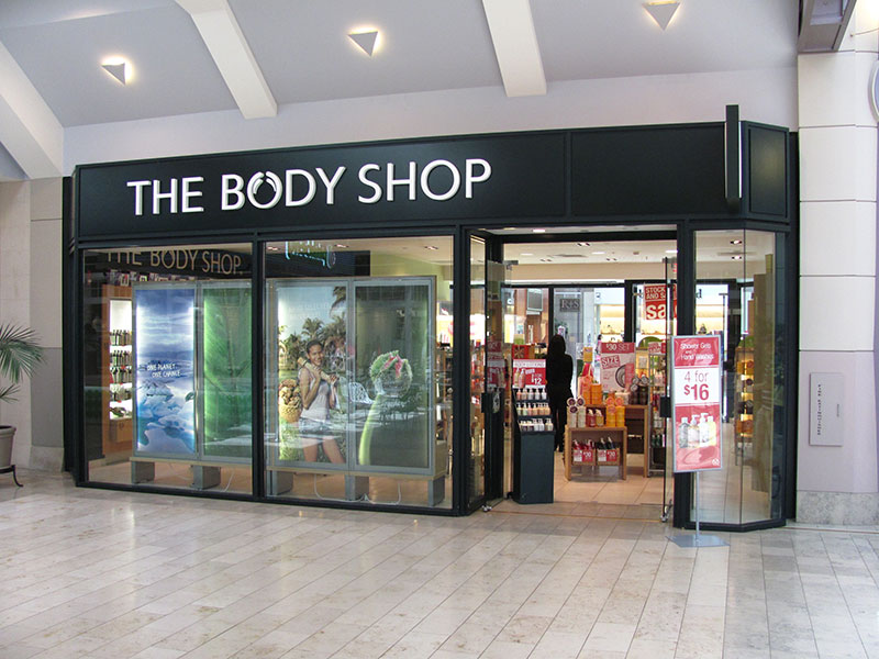 the body shop magaza