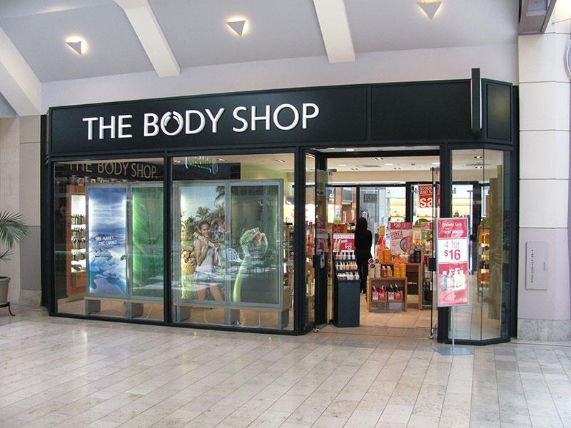 the body shop magaza