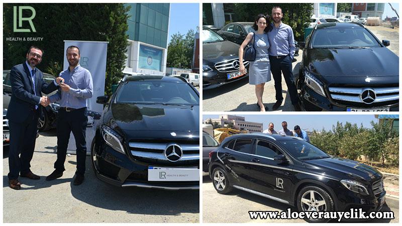 LR Mercedes GLA 180 Deniz Akay