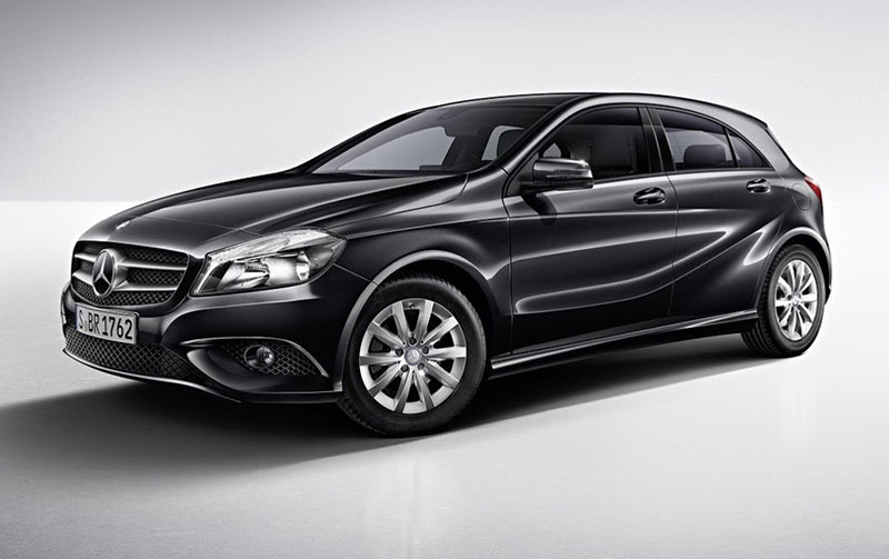 LR Mercedes A180 D Style