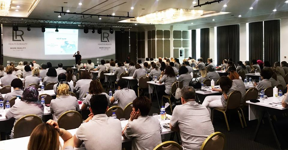 2017 mayis lr health beauty powercamp antalya