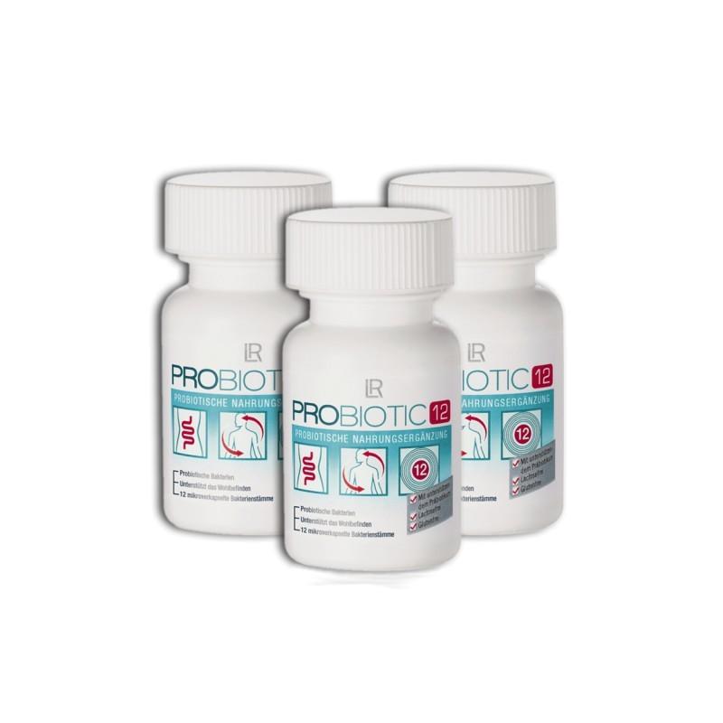 lr probiotic 12 bakteriler