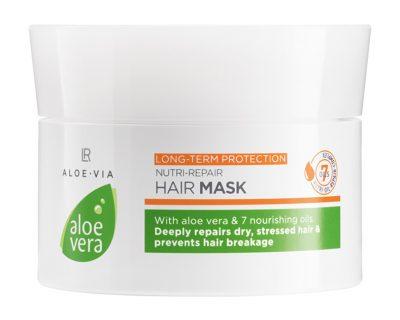 LR Aloe Vera Besleyici Onarıcı Saç Maskesi 200ml