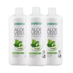 LR LIFETAKT Aloe Vera Jel Icecek Sivera 3lu Set