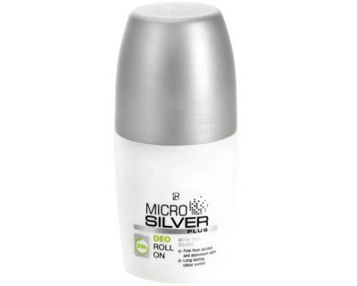 LR Microsilver Plus Deo Roll-on