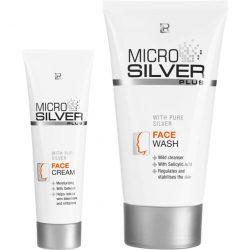 LR Microsilver Plus Yüz Bakım Seti