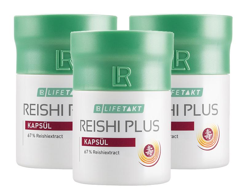 LR Reishi Plus Reishi Mantari 3lu Set
