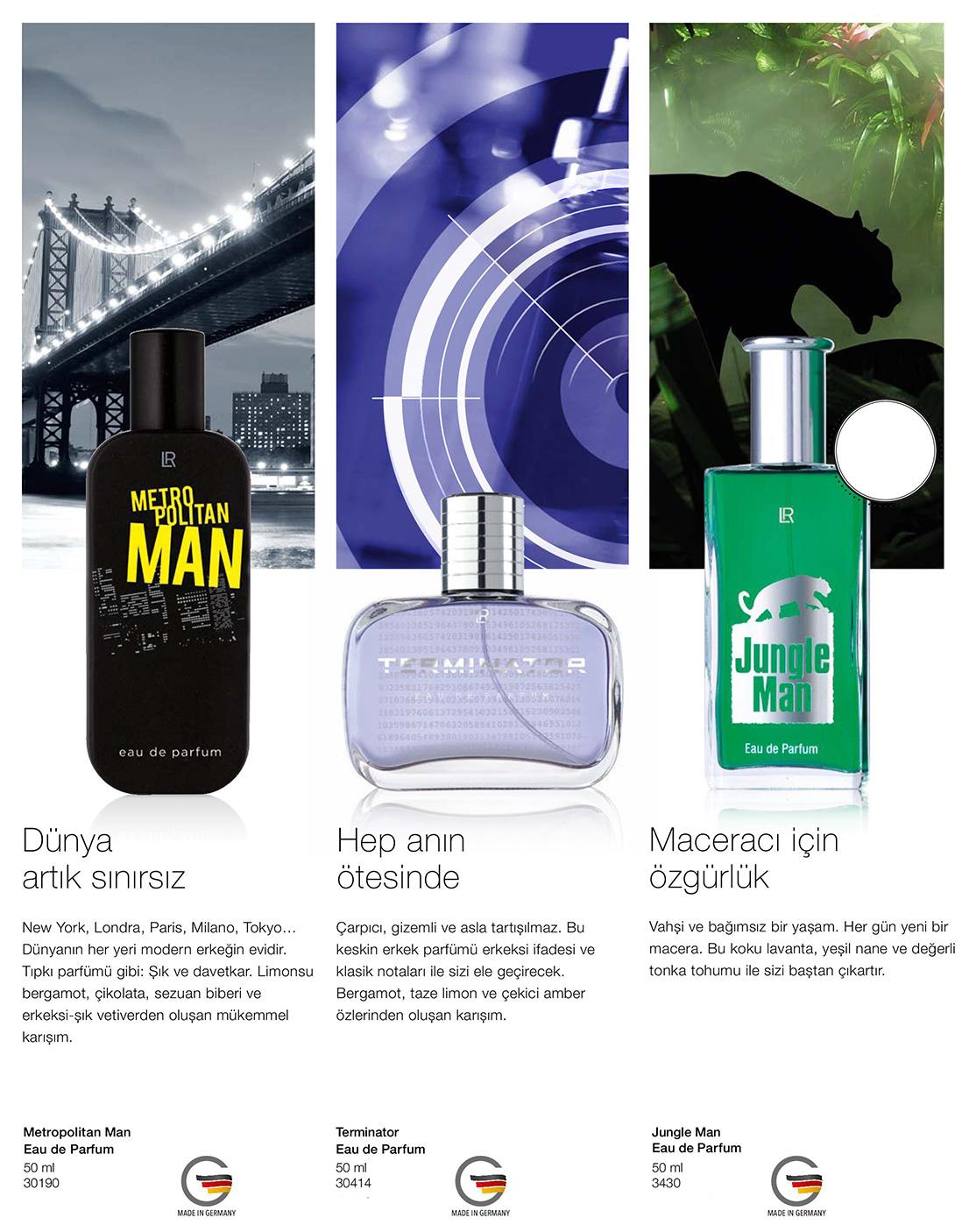 lr terminator parfum katalog