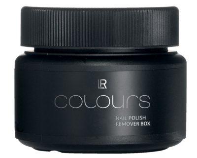 LR Colours Oje Çıkarıcı Kutu