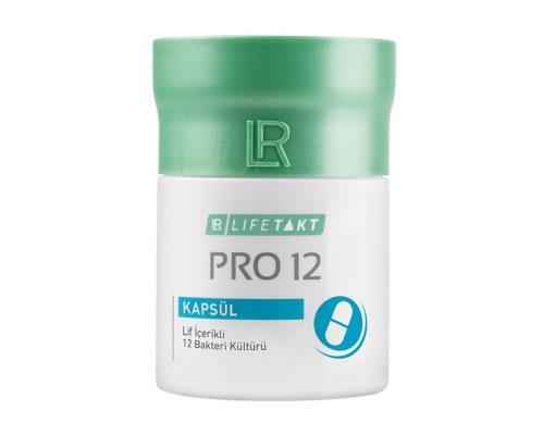 lr pro 12 probiyotik kapsuller