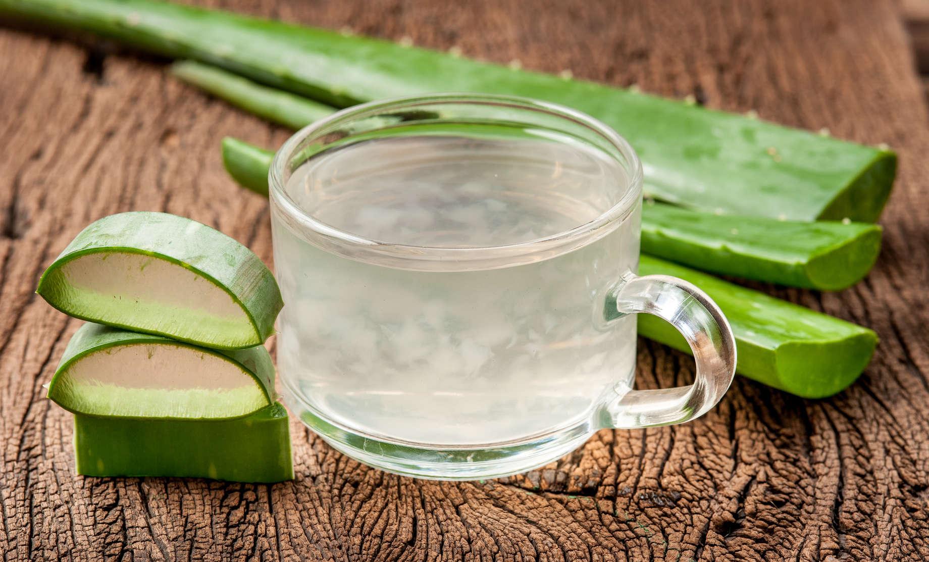 Aloe vera jeli içmenin insan sağlığına faydaları