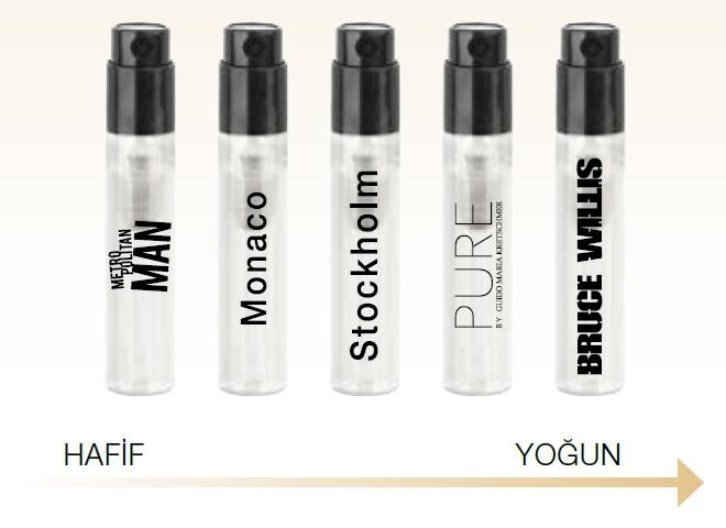 Odunsu - Yeşil - Zarif LR Erkek Parfümleri