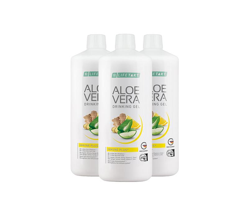 LR Aloe Vera Jel Icecek Zencefil Limon 3lu Set