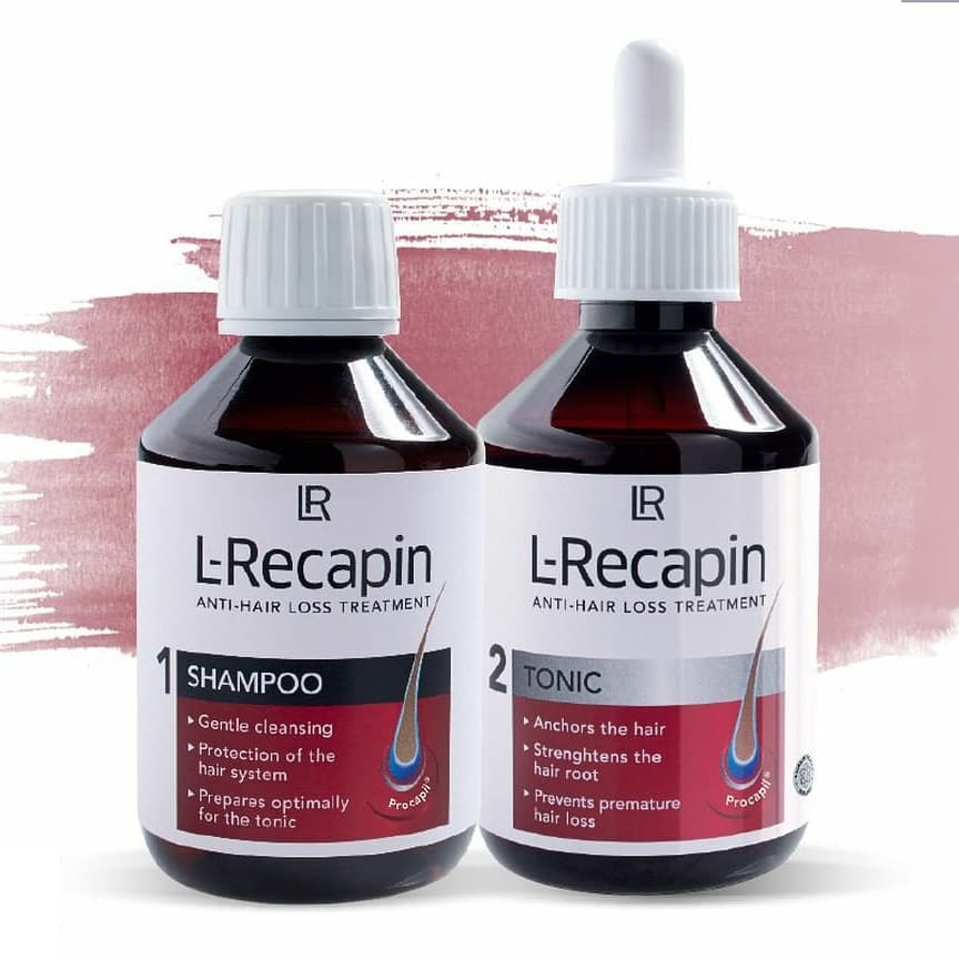 L-Recapin Sampuan L-Recapin Tonik