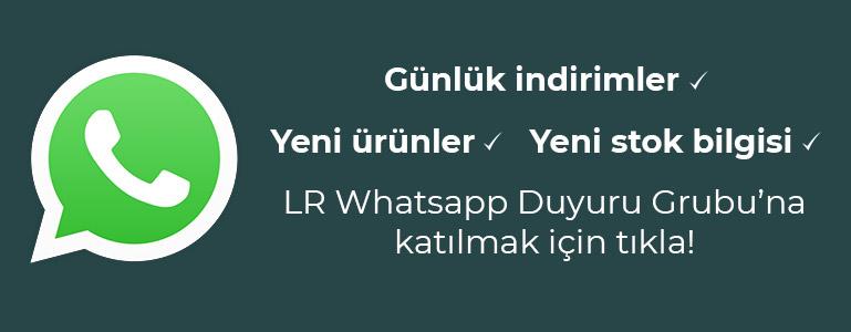 LR Whatsapp Duyuru Grubu