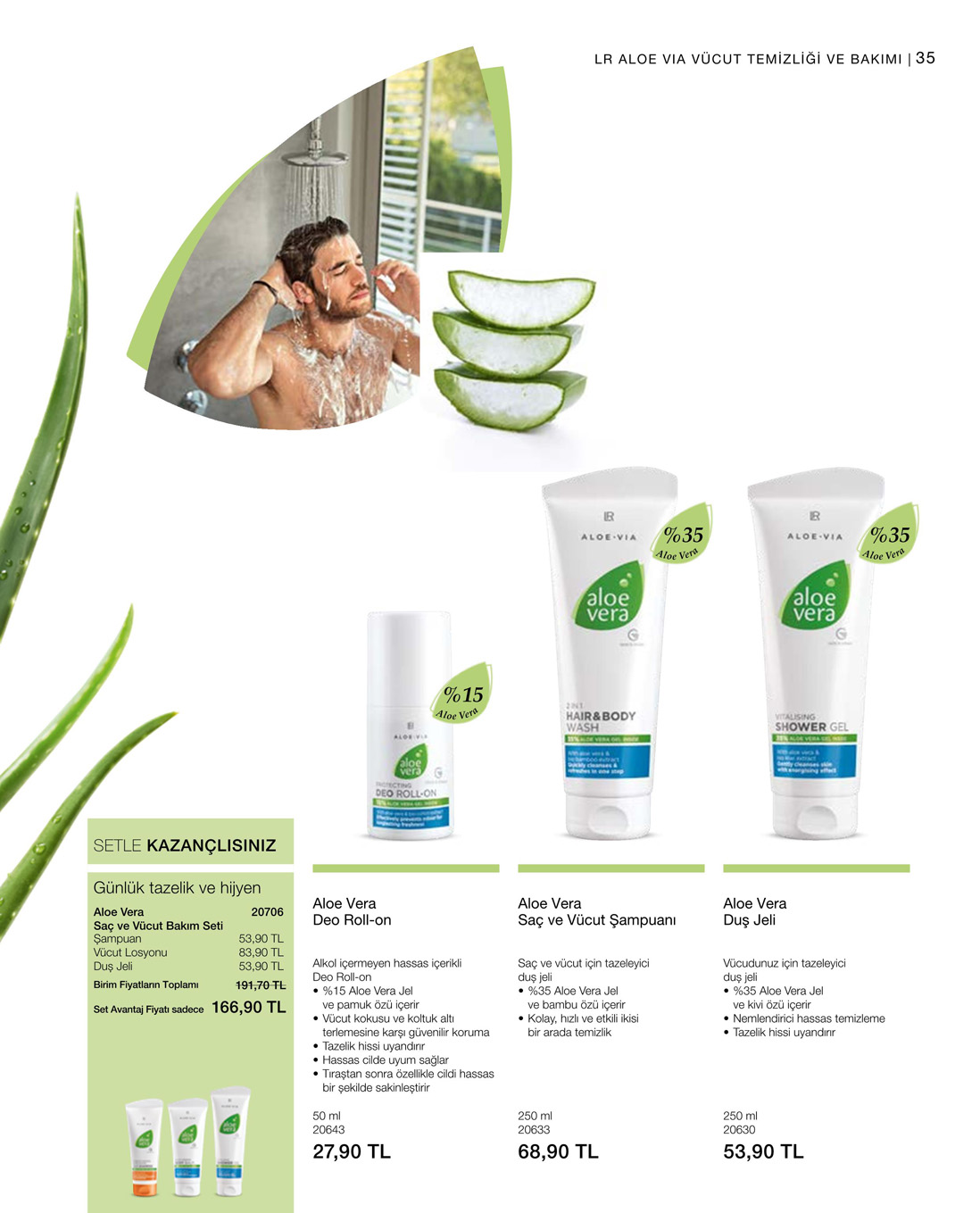 LR Aloe Vera Deo Roll-on katalog